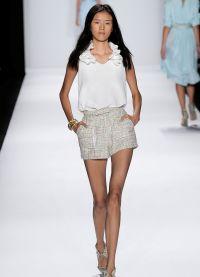 Какие шорты в моде летом 2015 16