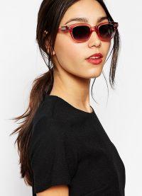 какие солнцезащитные очки в моде 2015 10