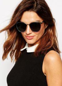 какие солнцезащитные очки в моде 2015 12