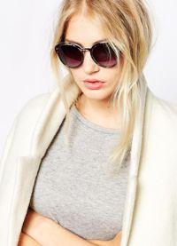 какие солнцезащитные очки в моде 2015 5