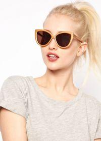 какие солнцезащитные очки в моде 2015 6