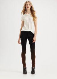 какой длины должны быть брюки у женщины5