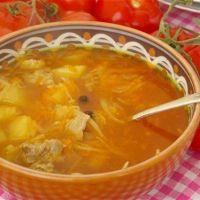 Соус с сыром и мясом рецепт