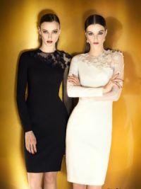 коктейльные платья 2015 5