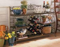 кованая мебель для кухни1