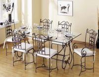 кованая мебель для кухни3