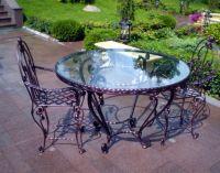кованая мебель для сада1