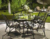 кованая мебель для сада2