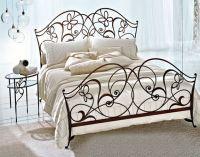 кованая мебель для спальни 2