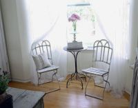кованая мебель в стиле прованс2