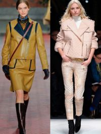 Кожаные куртки 2015 11