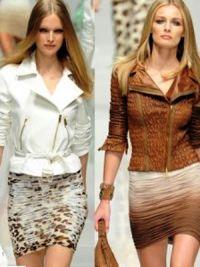 Кожаные куртки 2015 15