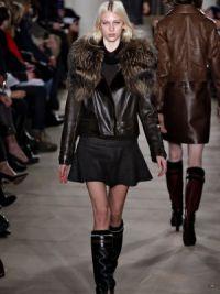Кожаные куртки 2015 5