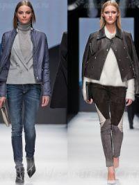 Кожаные куртки 2015 8