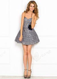 красивые платья на выпускной короткие 2
