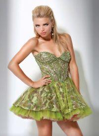 красивые платья на выпускной короткие 3