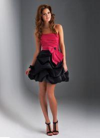 красивые платья на выпускной короткие 7