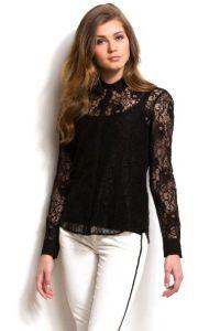 Кружевная блузка 3
