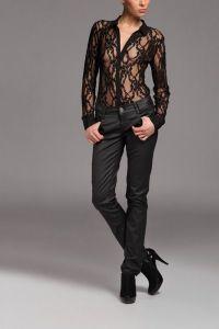 Кружевная блузка 6