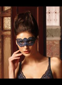 кружевная маска на глаза5