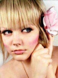 Дакота Роуз без макияжа 6