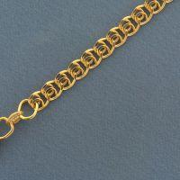 плетения золотых цепочек13