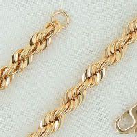 плетения золотых цепочек15