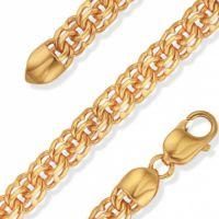 плетения золотых цепочек3