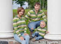 Фотосессия в свитере 4