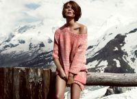 Фотосессия в свитере 7