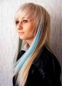 голубые волосы13