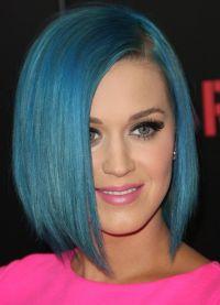 голубые волосы4