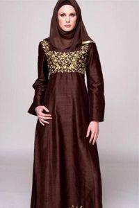исламские платья 1