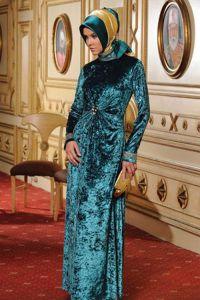 исламские платья 2