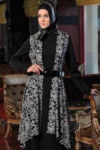 исламские платья 5