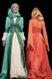 исламские платья 6