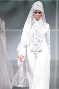 исламские платья 7