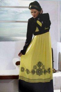 исламские платья 8