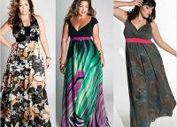 какие платья идут полным девушкам 1