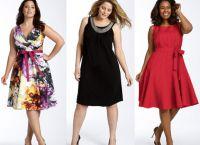 какие платья идут полным девушкам 7