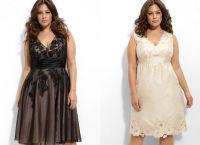 какие платья идут полным девушкам 8