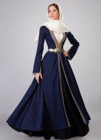 кавказская национальная одежда 2