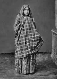 кавказская национальная одежда 4