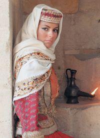 кавказская национальная одежда 5
