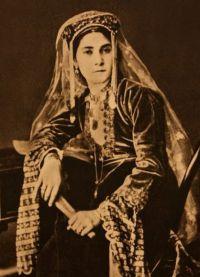 кавказская национальная одежда 7