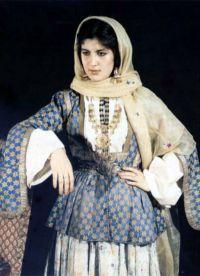 кавказская национальная одежда 9