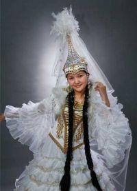 казахская национальная одежда 3