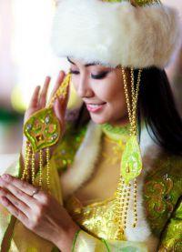казахская национальная одежда 5