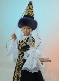 казахская национальная одежда 6