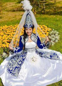 казахская национальная одежда 7